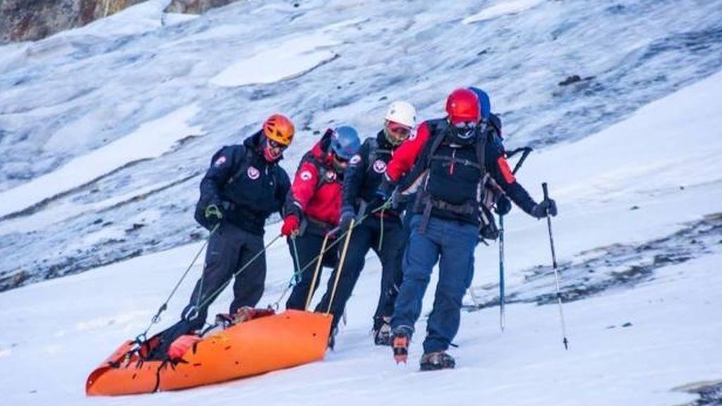 Encuentran un cadáver modificado en Los Andes que podría pertenecer a un alpinista español que despareció en 1990