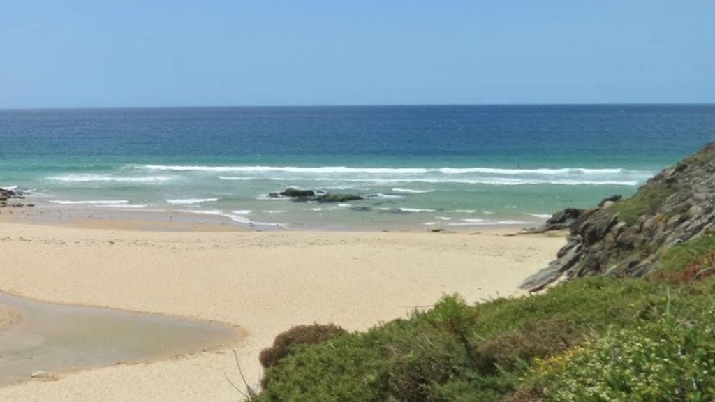 Muere un surfista en una playa de Porto do Son (A Coruña)