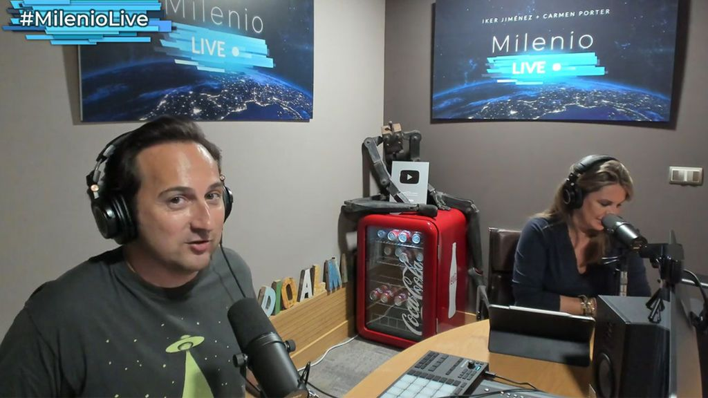 Milenio Live (18/05/2019) – La cueva mágica
