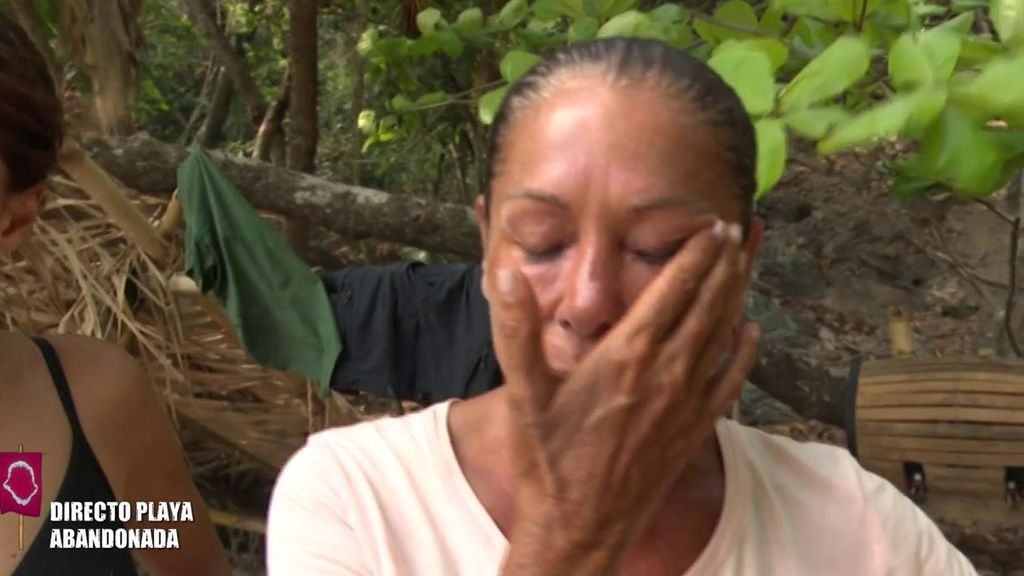 """Isabel Pantoja, a punto de abandonar 'Supervivientes': """"Mi tiempo aquí ha terminado y deseo volver a mi casa"""""""
