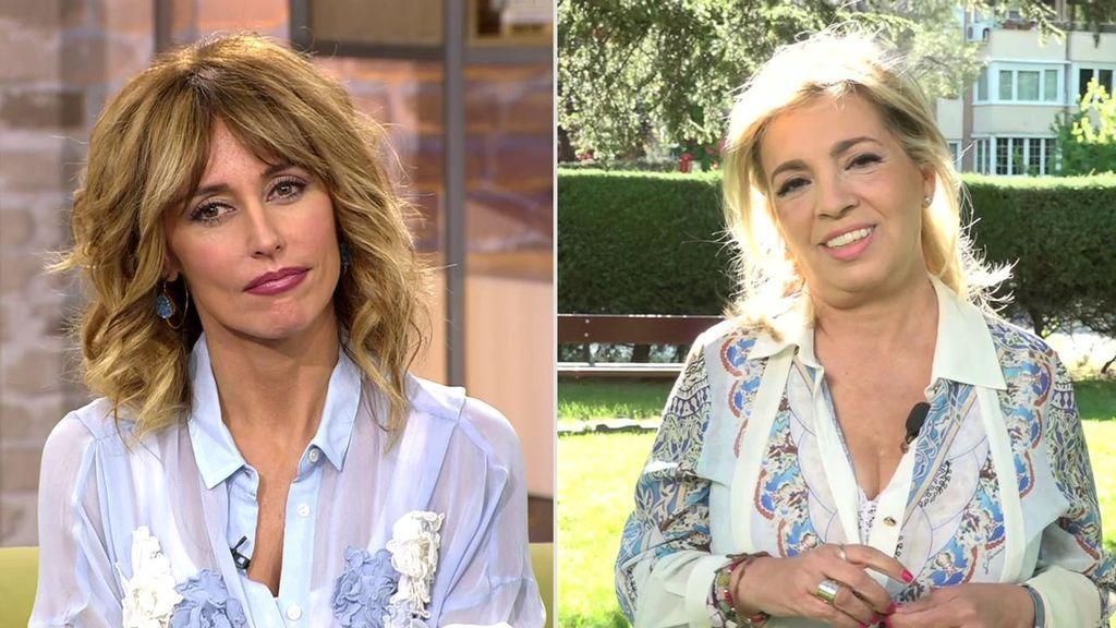 "Carmen Borrego: ""Me da pena que Terelu se haya ido de 'Sálvame"""
