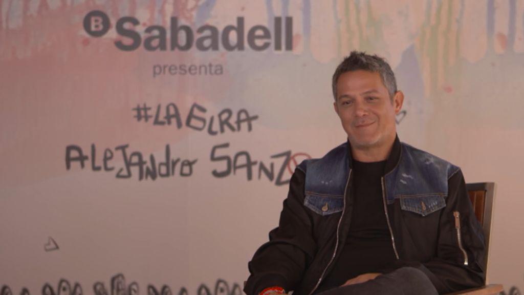 Alejandro Sanz abre las puertas de su finca en Extremadura para presentar su nueva gira
