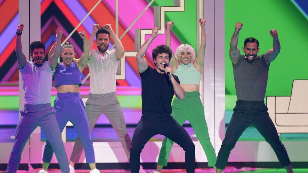 Holanda gana Eurovisión con Duncan Laurence y 'Arcade'; España queda en el puesto 22