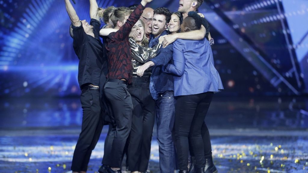 Holanda gana Eurovisión con Duncan Laurence y España queda en el puesto 22