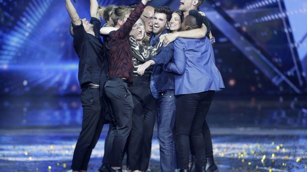 Así queda la clasificación de Eurovisión tras el concurso