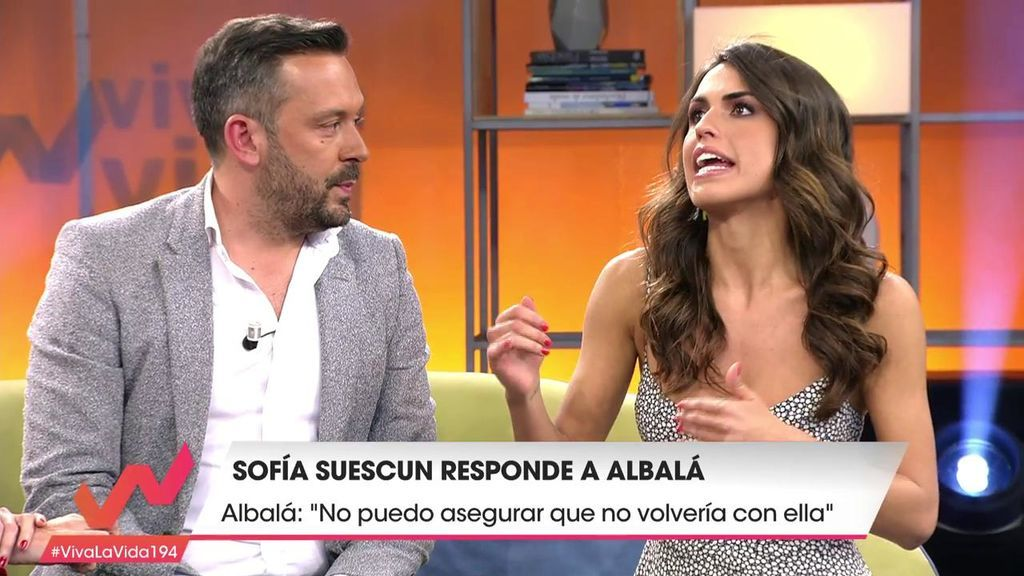 Sofía Suescun responde a Kike Calleja tras su comentario inapropiado