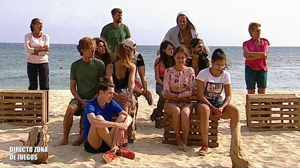 Los supervivientes se posicionan y nadie apoya a Chelo e Isabel
