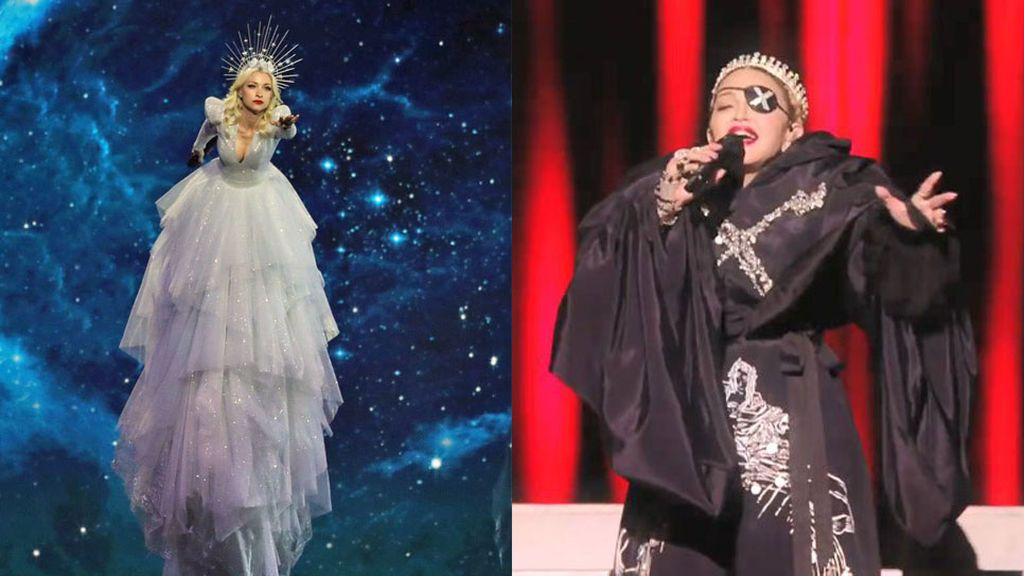 Madonna reivindicativa, Miki optimista y otros momentazos que pasarán a la historia de Eurovisión