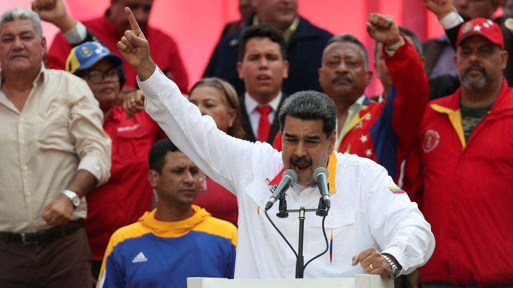 Maduro llama a anticipar las elecciones a la Asamblea Nacional de Venezuela para medirse con la oposición