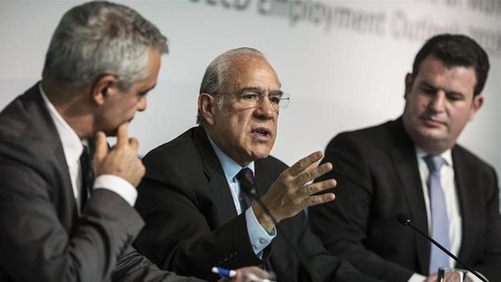 La tensión entre EEUU y China lleva a la OCDE a recortar previsiones