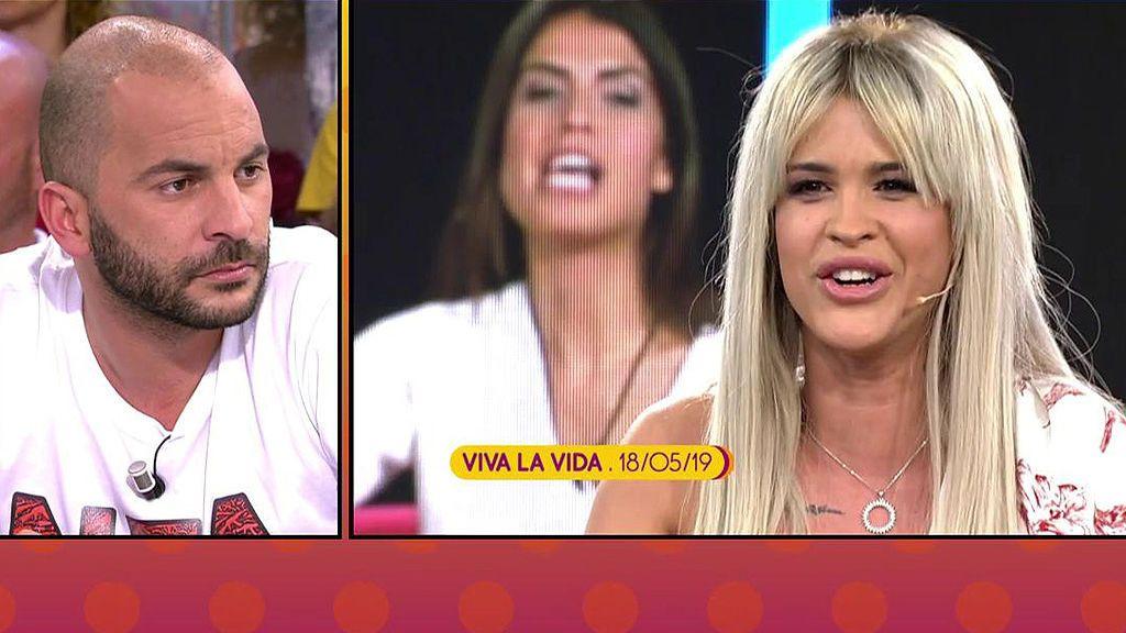 Antonio Tejado no comprende las pullas de Ylenia