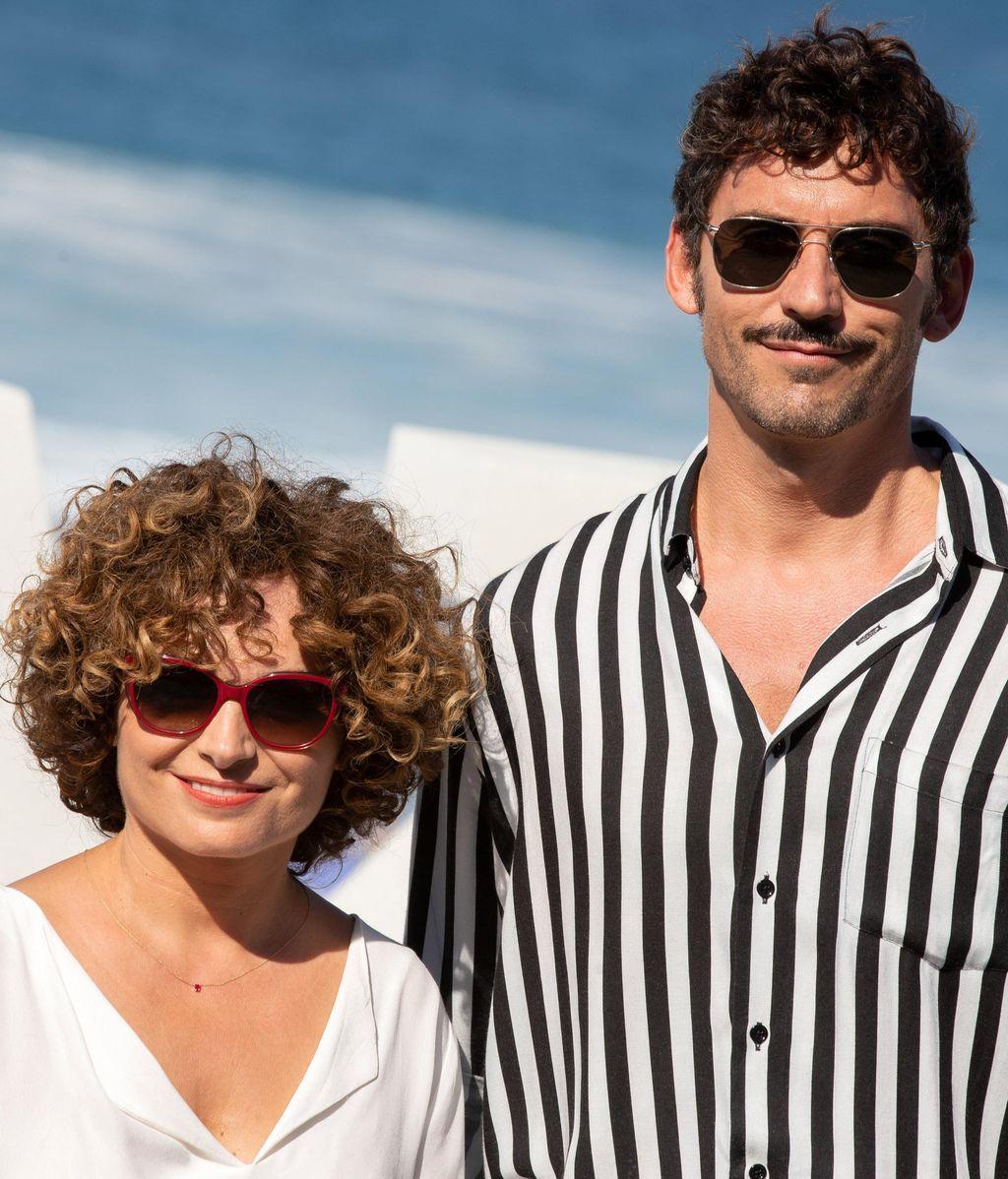 Paco León y Anna R. Costa en el Festival de Málaga (Foto: Cordon Press)