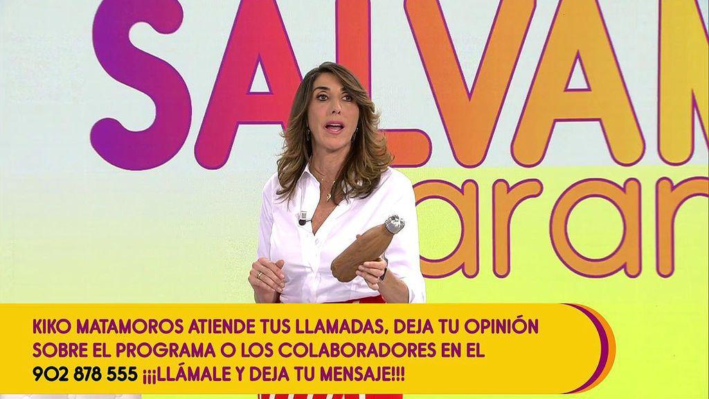 """Paz Padilla, comprometida con el medio ambiente: """"Quiero luchar contra la contaminación"""""""