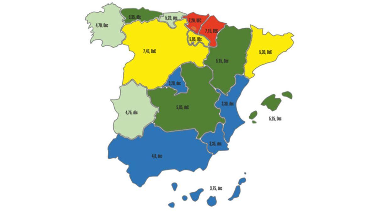 Radiografía de los servicios sociales en España: así trata cada comunidad a los más débiles