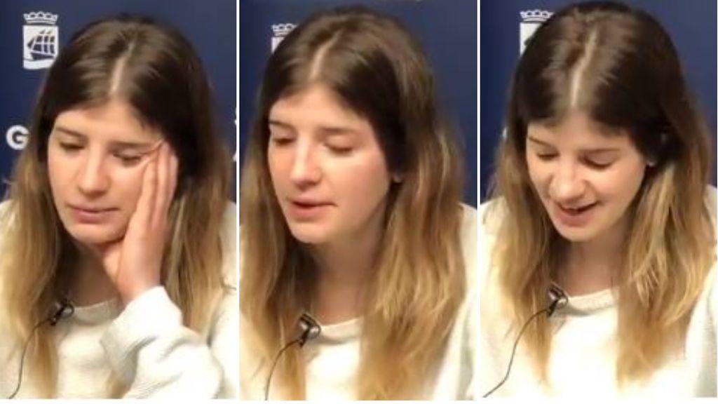 """Las lágrimas de Zugarrondo al anunciar que deja el balonmano para cuidar a sus dos sobrinas: """"La dureza de una madre soltera"""""""