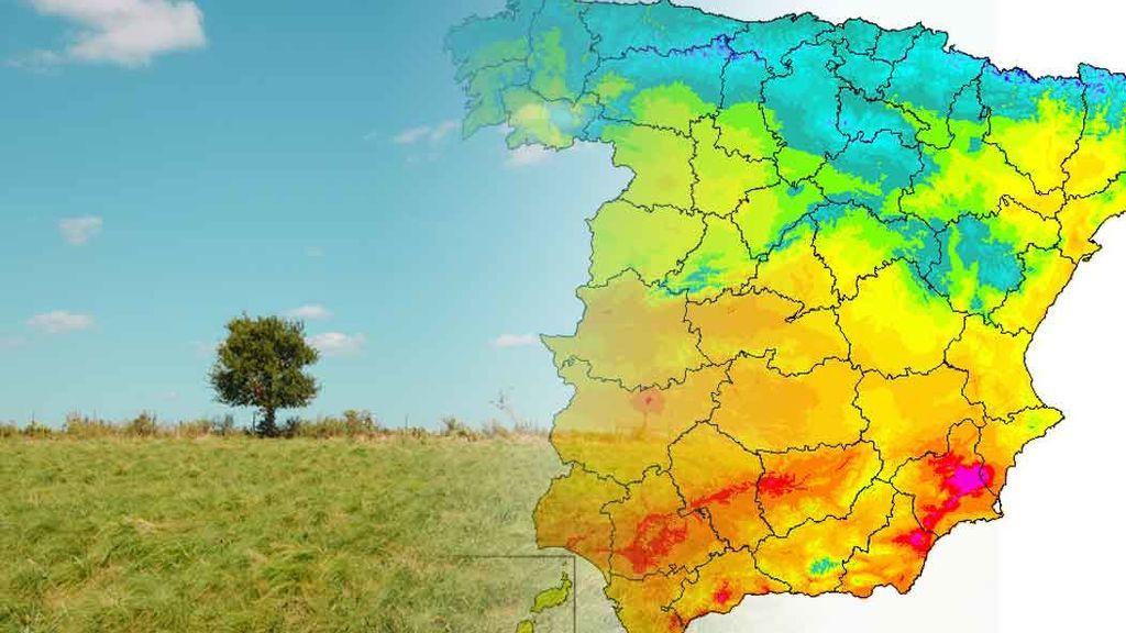 Rondaremos los 34ºC: vuelven las temperaturas por encima de lo normal para mayo