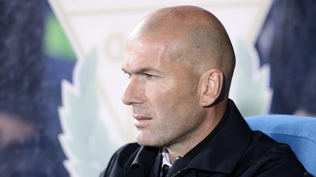 El Real Madrid de Zidane habría quedado octavo con los resultados obtenidos bajo sus mandos
