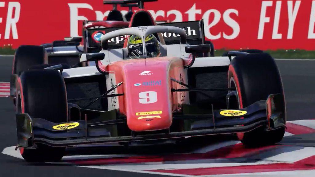 Espectacular primera tráiler de F1 2019 ¡Rivalidad en la pista!