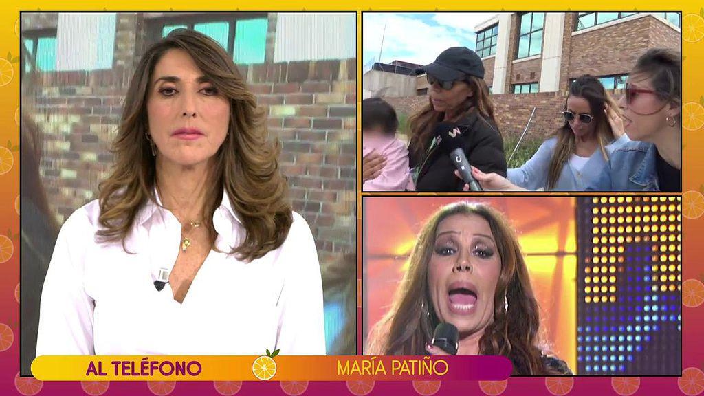 """Patiño, sobre el robo de la Azúcar Moreno: """"Tengo datos objetivos, concretos y documentados que van a despejar dudas sobre el tema."""