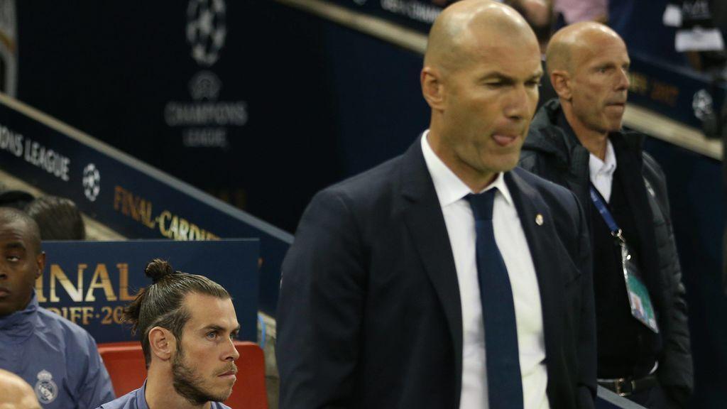 Los cinco motivos de Zidane para no dejar a Bale despedirse del Real Madrid