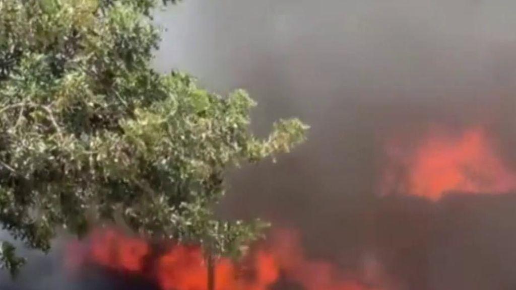 Una mujer muere en un incendio en ibiza tras ser encadenada por su pareja
