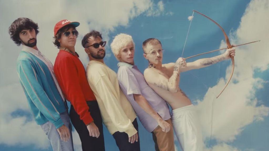 Esto sí que es un flechazo: Cupido, tu nueva 'boy band' favorita que actuará en el #CCME