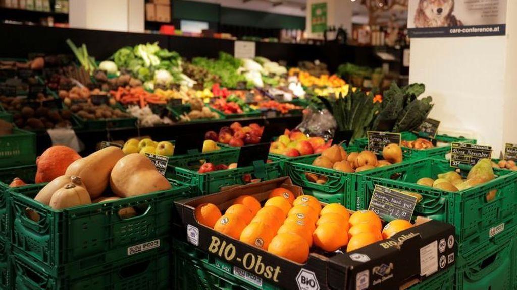 Morrisons será pionero en retirar el plástico en frutas y verduras