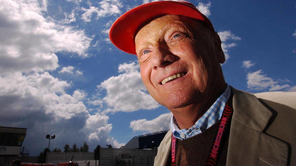 Muere a los 70 años el tricampeón de Fórmula 1 Niki Lauda