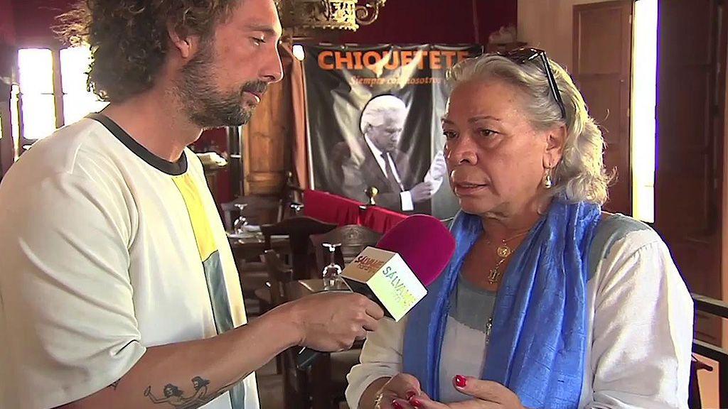 Carmen Gahona responde a la polémica por la pensión de viudedad de Raquel Bollo