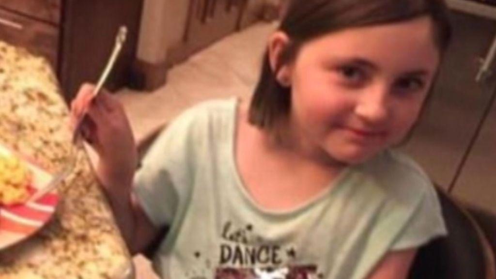 Angustioso secuestro de una niña con final feliz
