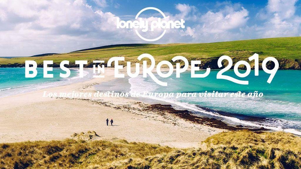 La lista de los 10 mejores destinos para viajar este año en Europa trae sorpresas