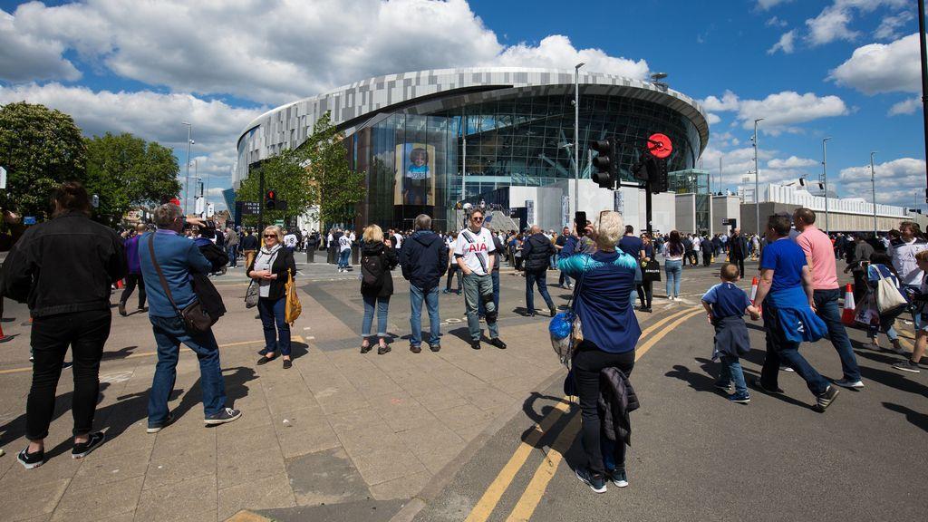 El Tottenham sanciona a tres socios por la reventa de sus entradas para la final de la Champions