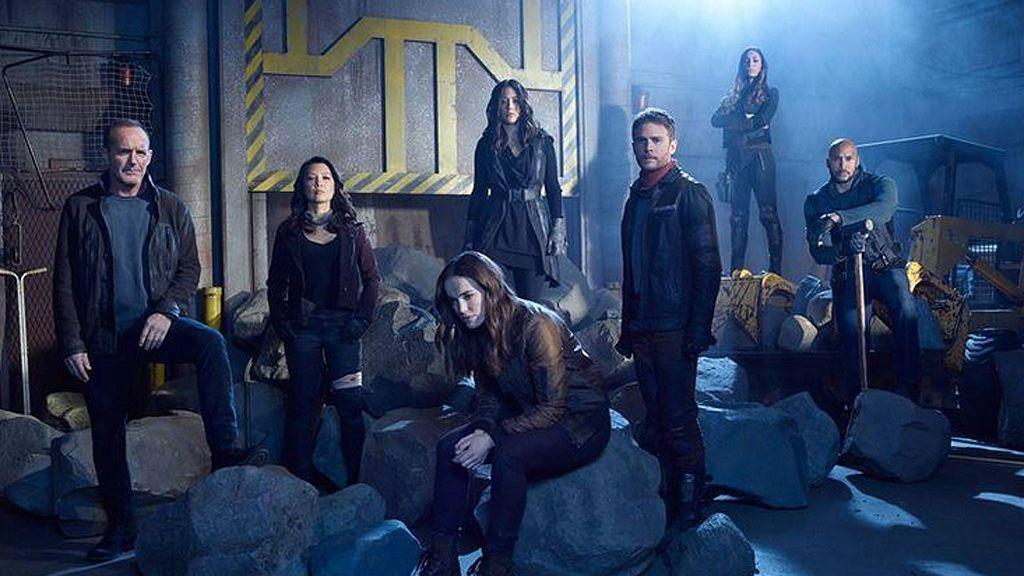 Los hombres de Coulson te dan las claves de la sexta temporada de 'Agentes de S.H.I.E.L.D'