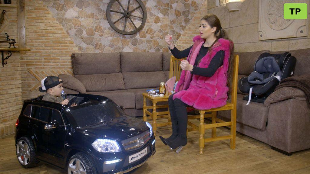 Pon en práctica los trucos de la Rebe y evita que tus hijos se mareen en el coche