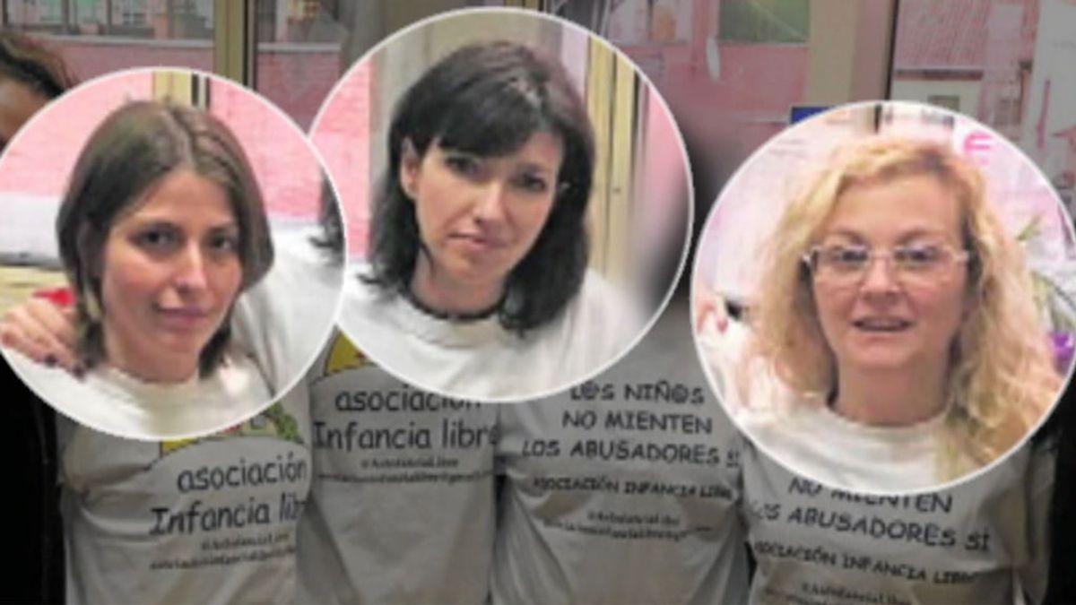 Libertad con cargos para la tercera madre de Infancia Libre detenida por impedir el régimen de visitas a su expareja