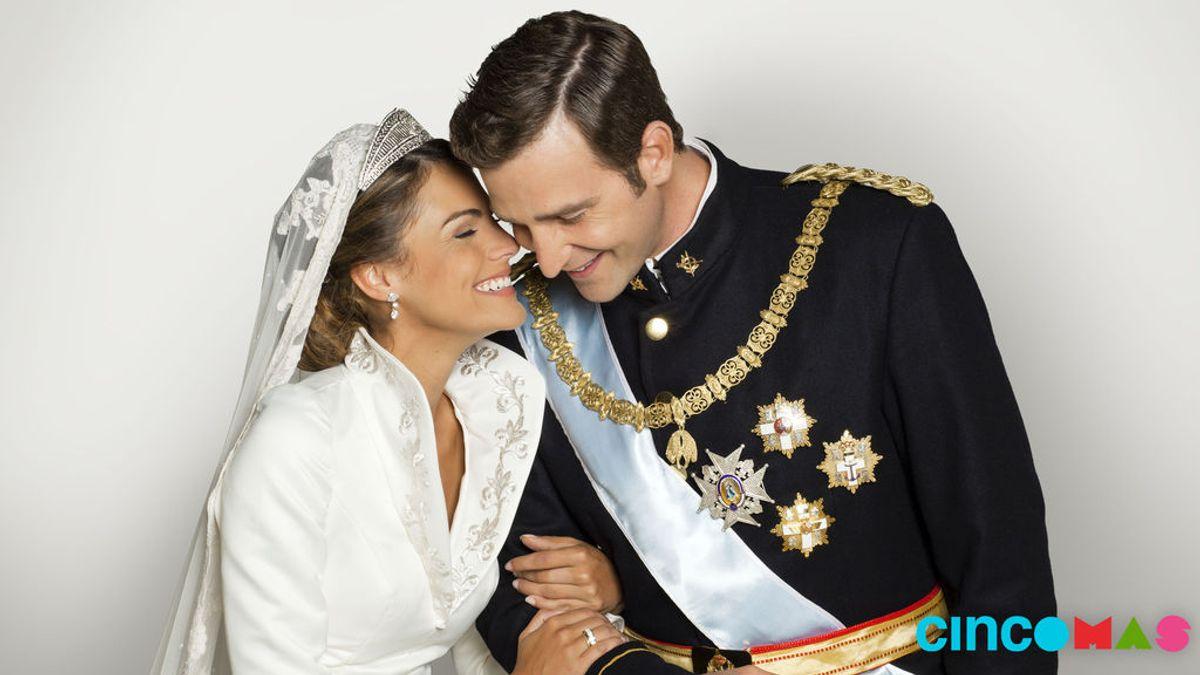 CincoMAS emitirá 'Felipe y Letizia' por el aniversario de bodas de los Reyes de España
