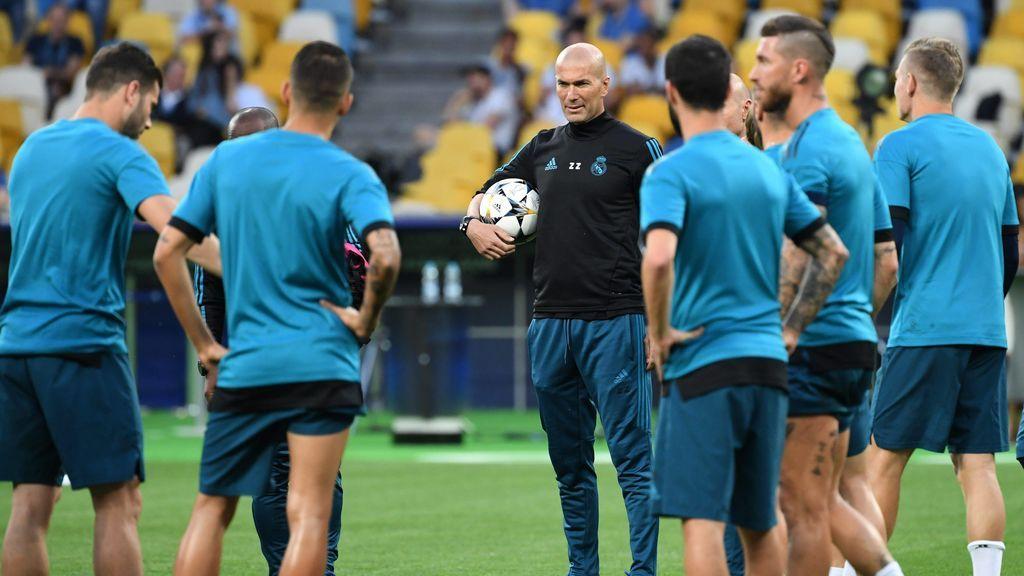 Las fechas clave de la pretemporada del nuevo Real Madrid de Zidane