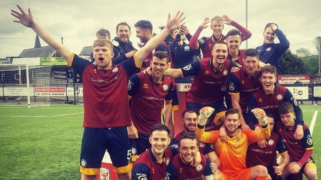 Un equipo de estudiantes universitarios jugará por primera vez la Europa League