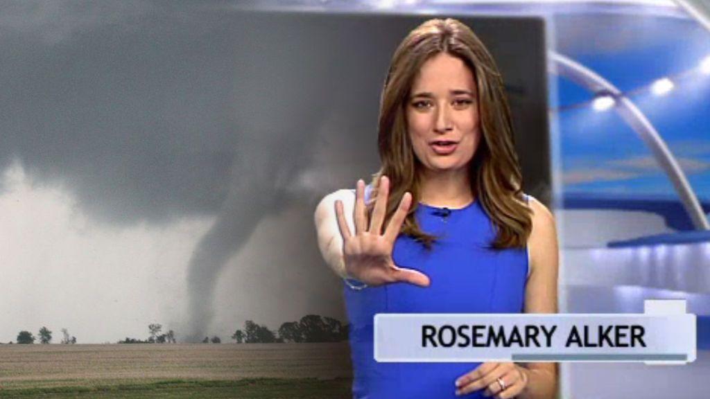 Cinco consejos para salvarte si te pilla un tornado