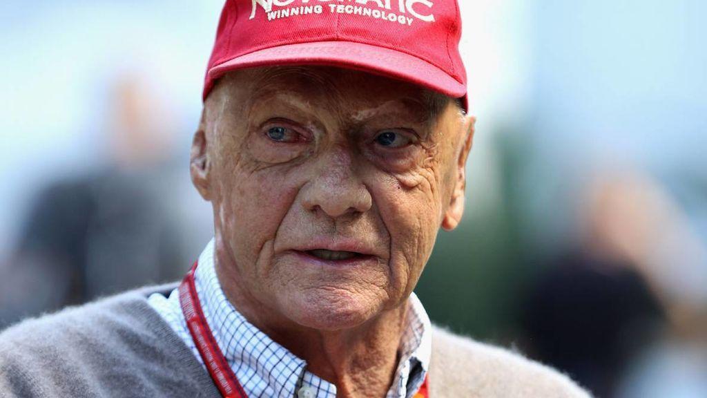 Muere Niki Lauda, el que fuera tres veces campeón de Fórmula-1