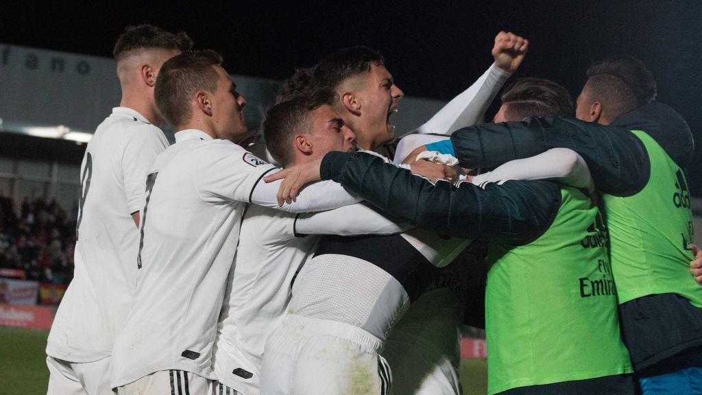 Real Madrid - Cartagena y Racing de Santander - CD Atlético Baleares, este sábado y domingo en Cuatro