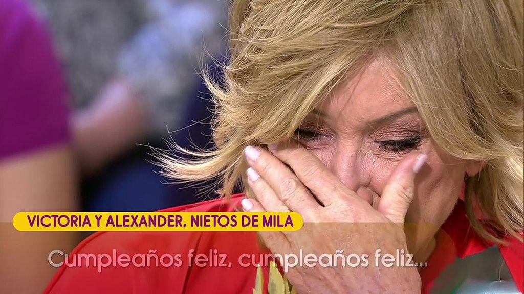 La sorpresa más especial y más inesperada para Mila Ximénez