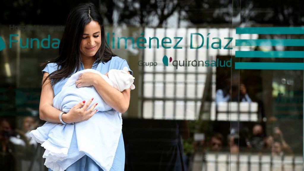Begoña Villacís, ingresada en el hospital tras un cólico nefrítico
