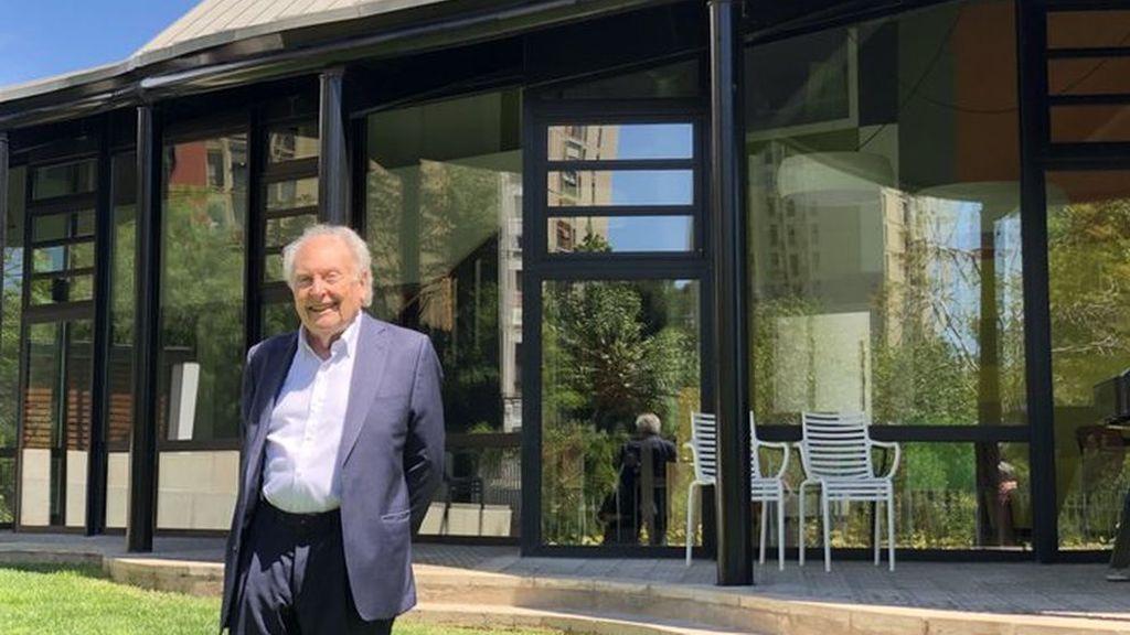 Eduard Punset, uno de los divulgadores de la ciencia en España, en imágenes