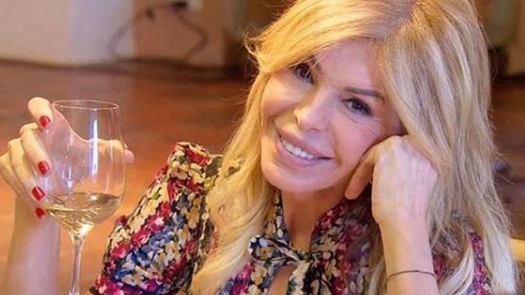 """Bibiana Fernández ingresa en el hospital para operarse tras su accidente: """"Animadísima"""""""