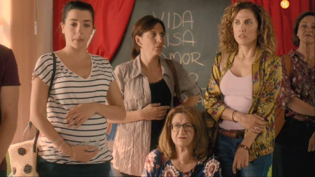 Conoce a las protagonistas de 'Señoras del (h)AMPA'