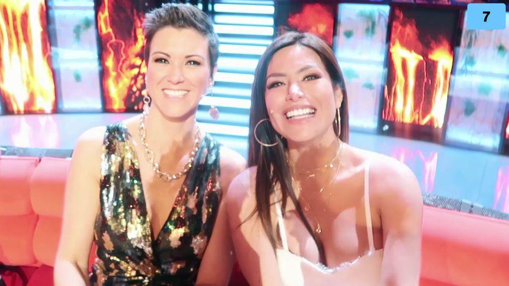 """Miriam y María Jesús Ruiz, en el tag de las ganadoras de reality: """"De víctimas nada"""" (2/2)"""