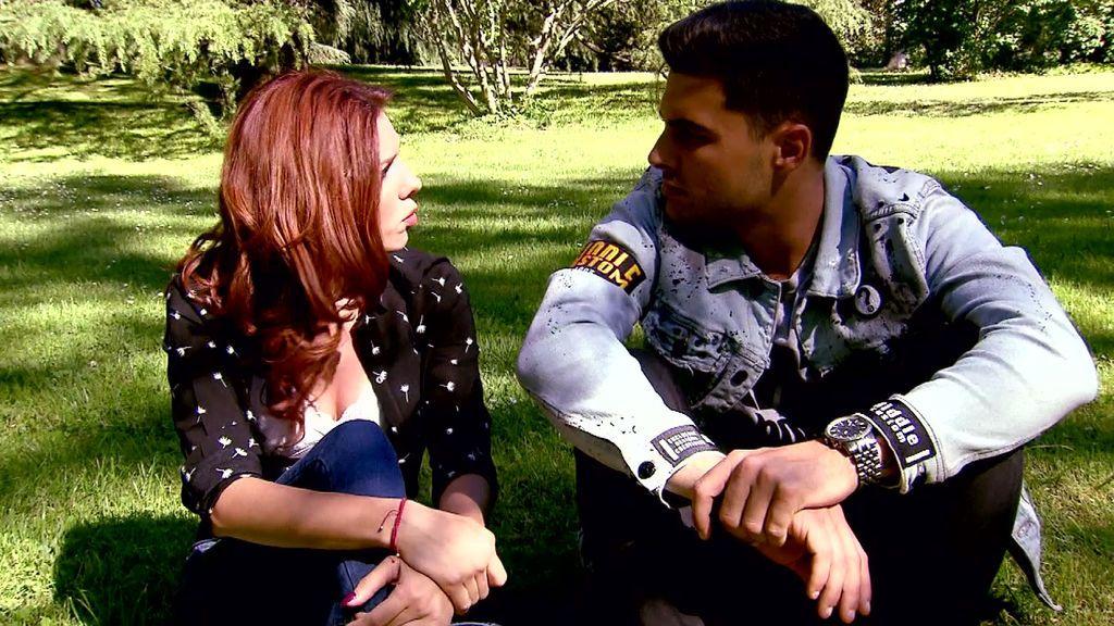 Cita inédita: Miguel le pide a Anais que se implique más