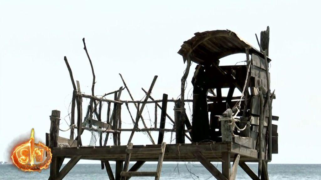 ¿Cómo afrontarías tú la estancia en la Plataforma del Pirata Olvidado?#noteresistas