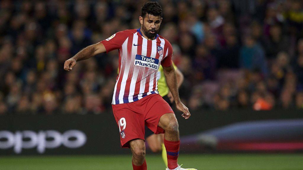 Reaparece y tiene que salir en camilla: La mala suerte se ceba con Diego Costa